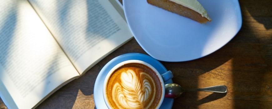 Caffé e libri
