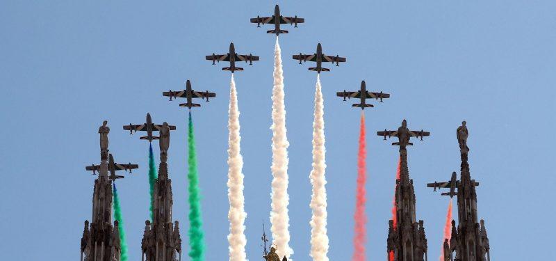 italia frecce tricolori