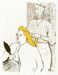 Lautrec parrucchiere