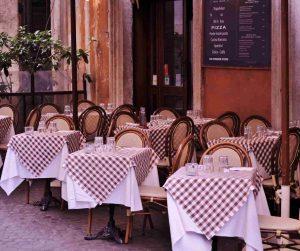 ristorante verbi italiano
